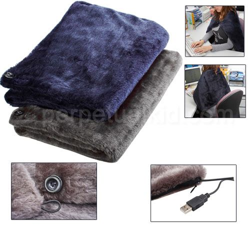 Usb Heating Blanket Wish I Had Known About This Before Battery Powered Heated Blanket Unique Gift Guide Heated Blanket