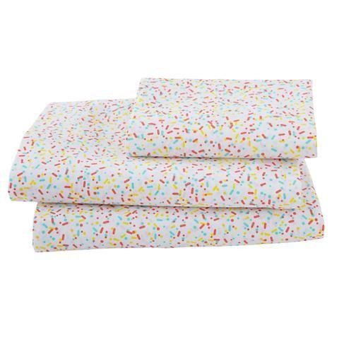Sundae Best Bedding Candy Themed, Ice Cream Sprinkles Bedding