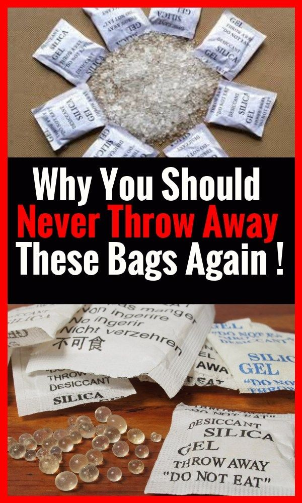 Why You Should Never Throw Away These Bags Again !
