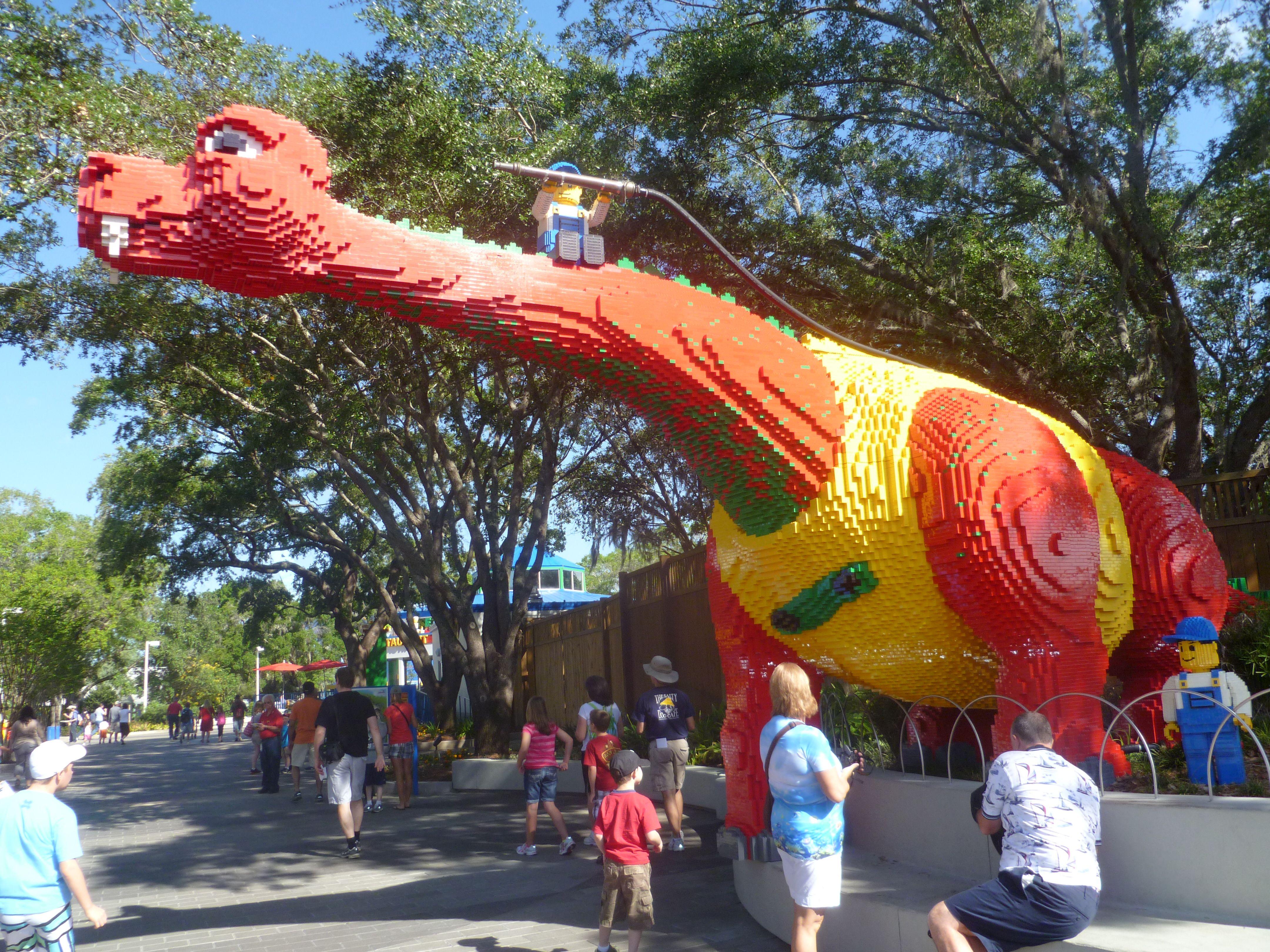 Florida Fun Shuttle, personalized service to Legoland Florida!