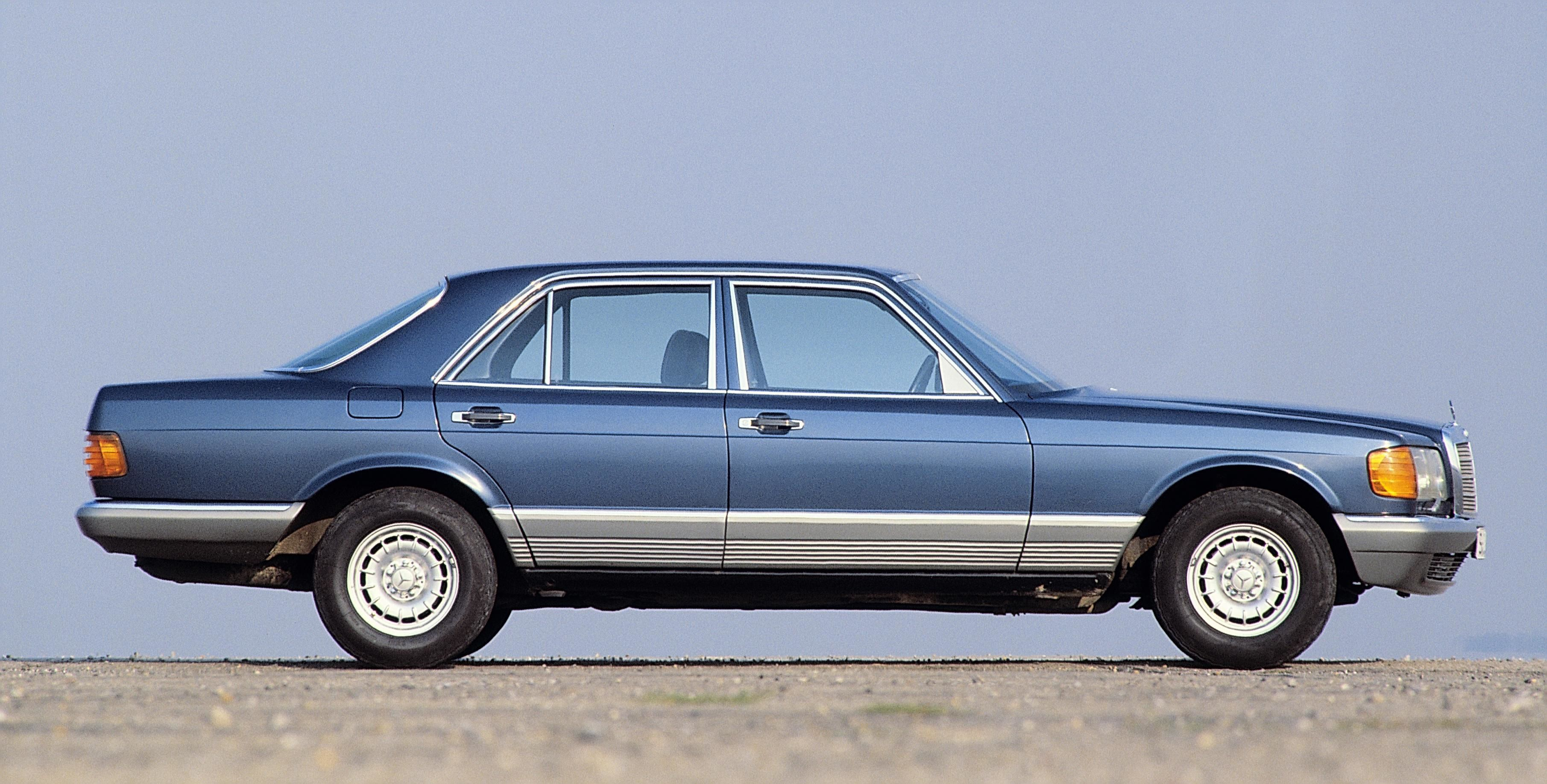 1979 85 mercedes benz 500 se w126 luxury cars. Black Bedroom Furniture Sets. Home Design Ideas