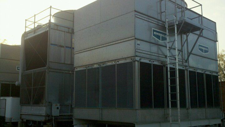 Got A Cooling Tower That Needs Cleaning Yep We Do That Too Call