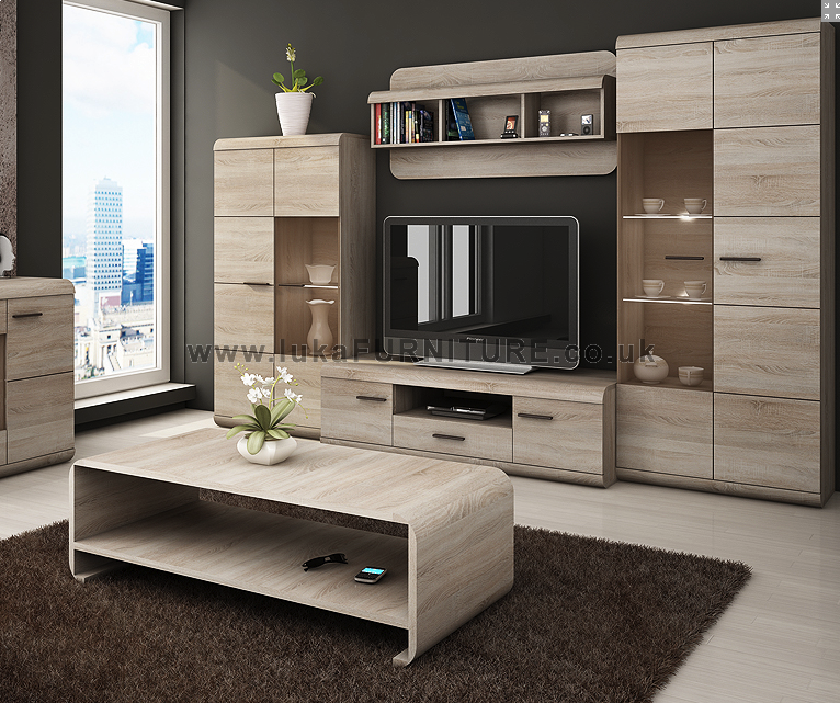 Modern TV Unit   ROMA   260 Wide