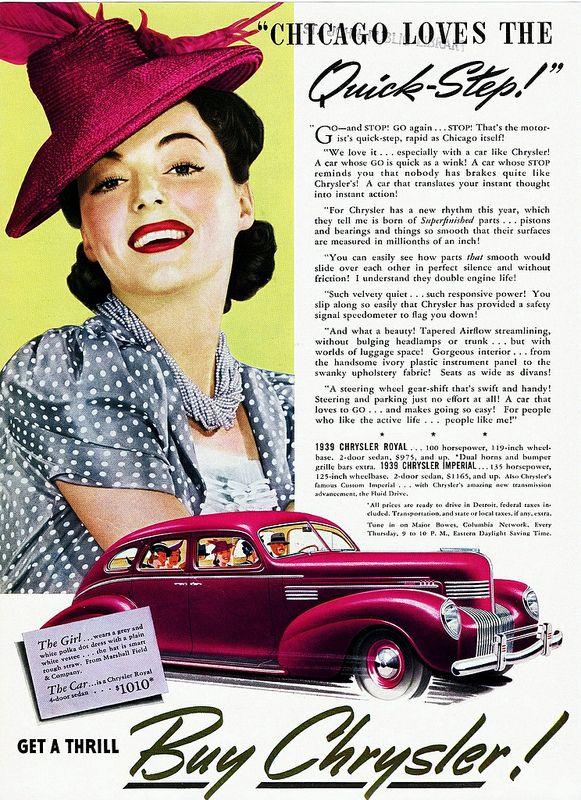 1939 Chrysler Royal 4-Door Sedan (Chicago) | by aldenjewell