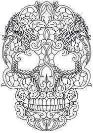 Bildergebnis f r malvorlagen f r erwachsene maske for Design hochbett fa r erwachsene
