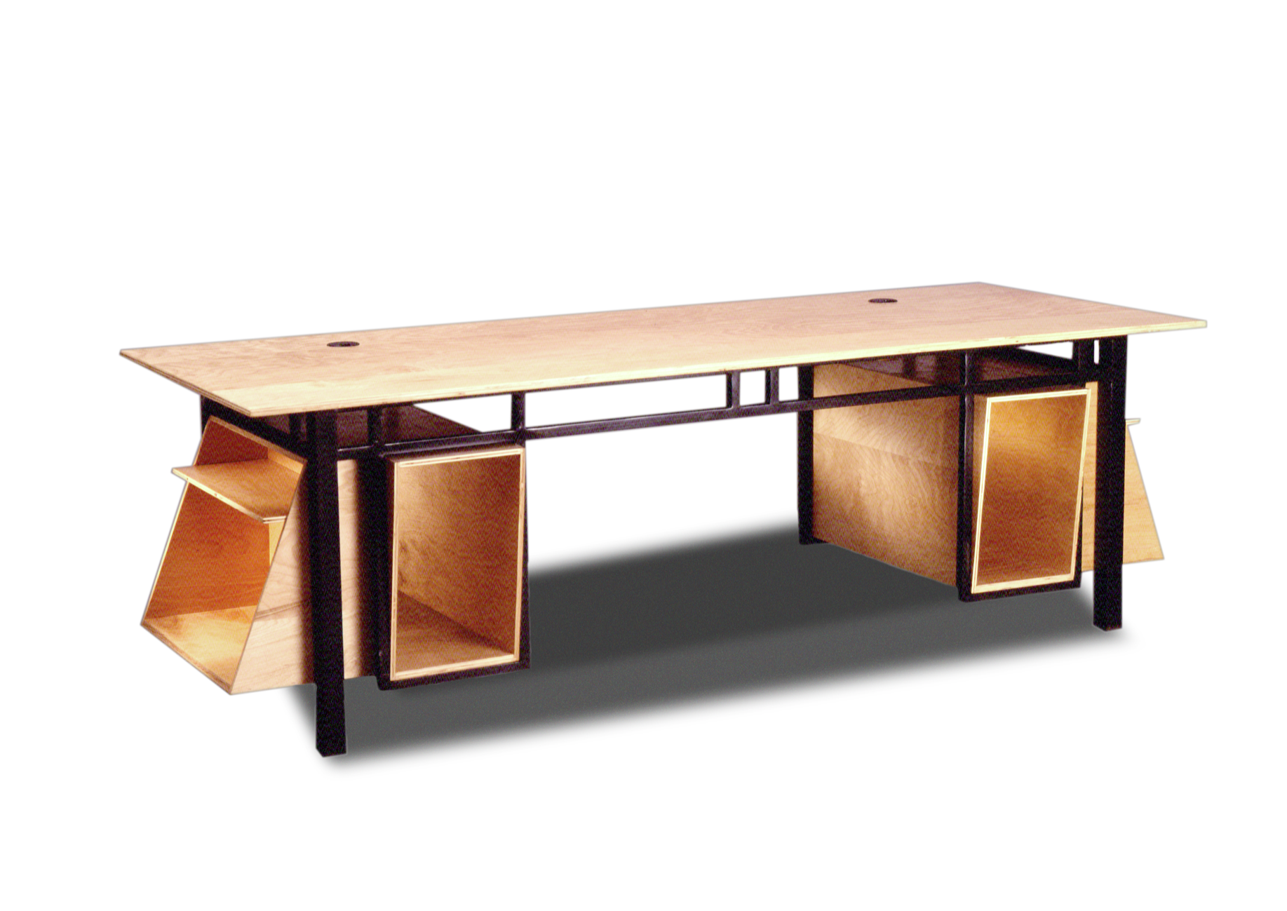 Double Sided Desk By Dale Frommelt Design Design Desk Dale