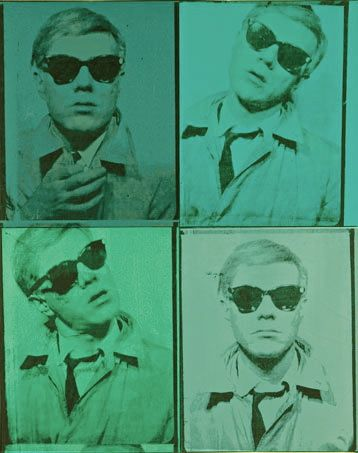 Warhol. Self-Portrait, 1963