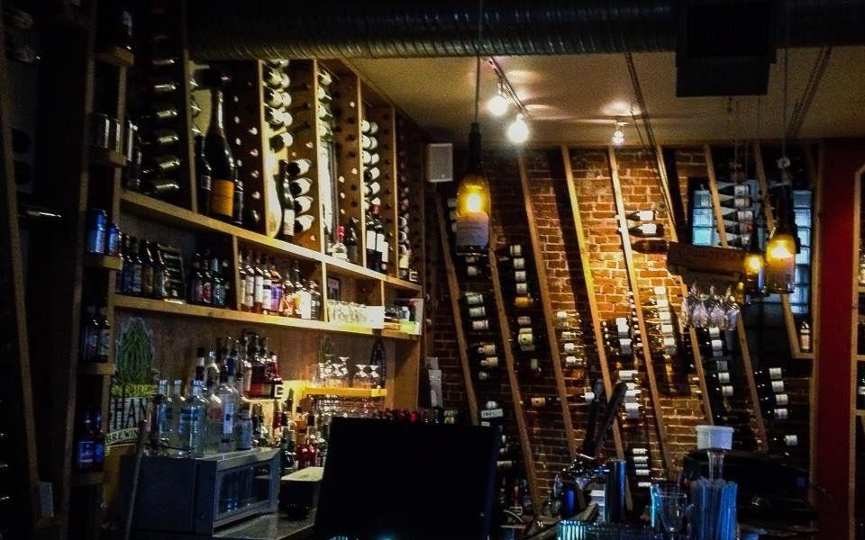 Shasha's Wine bar best in St. Louis