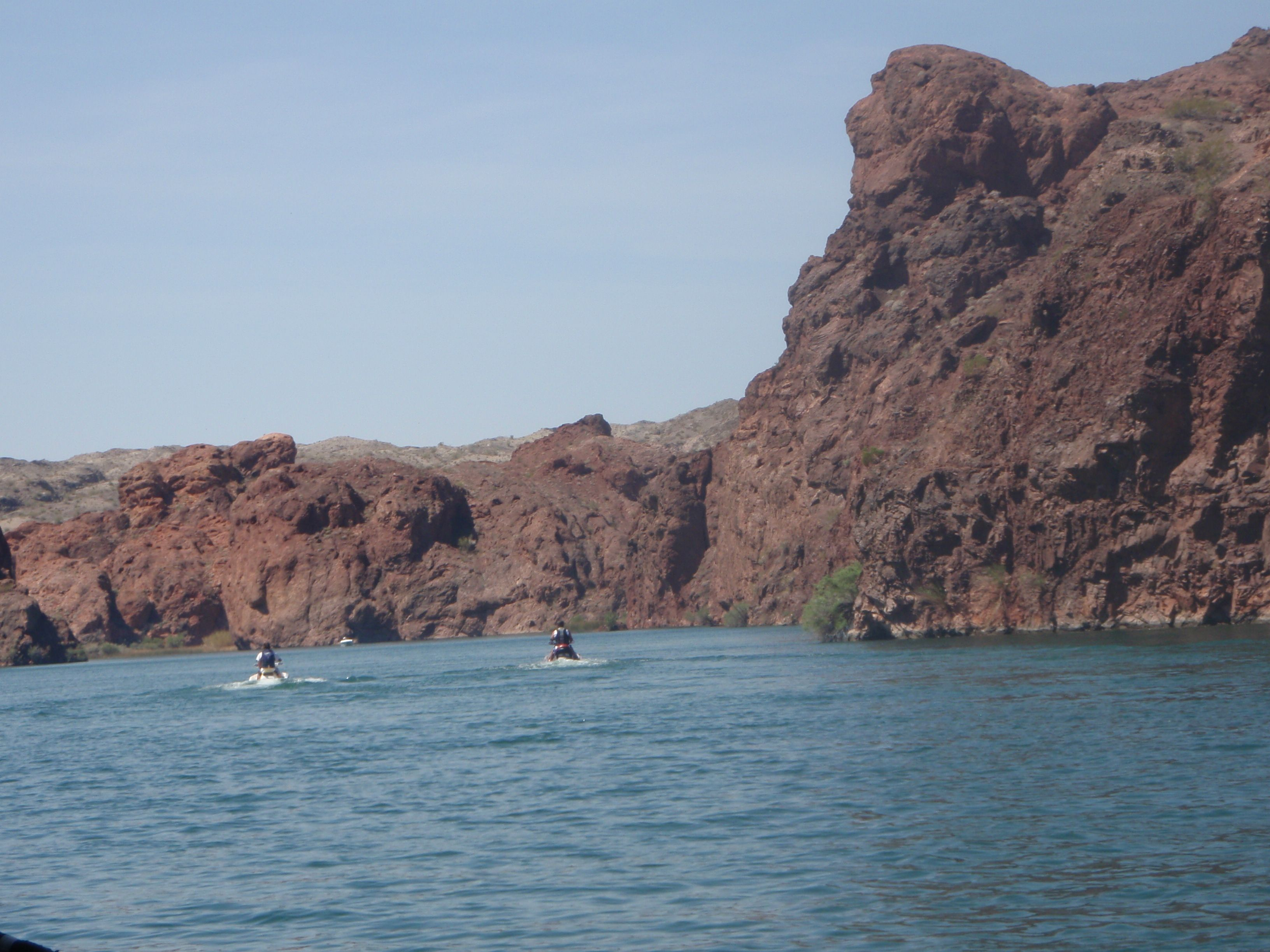 colorado river e visit bullhead city az