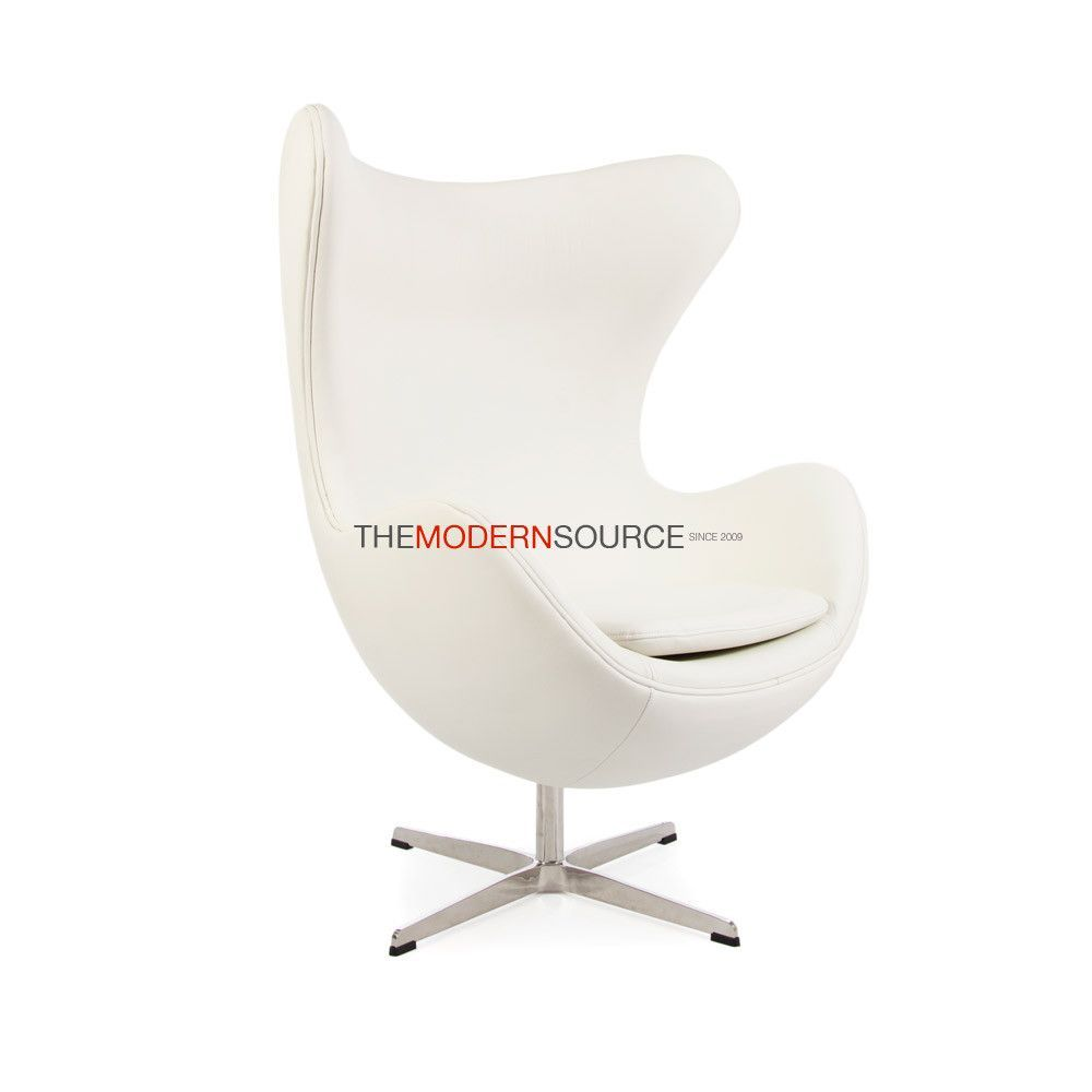 Egg Chair Reproduction ( Leather )
