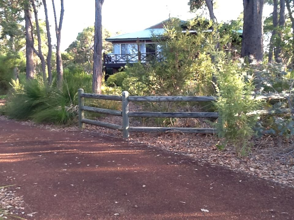 Nestled in the bush of Dunsborough, The Nest, a great place to stay.