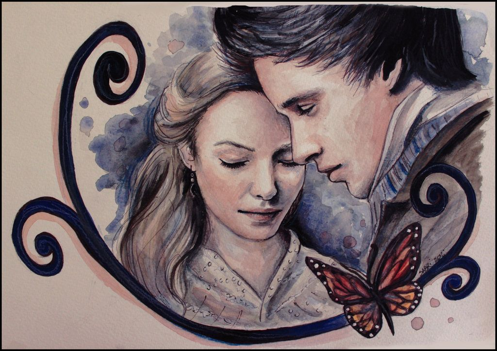 Marius And Cosette By Sallygipsypunk On Deviantart With Images