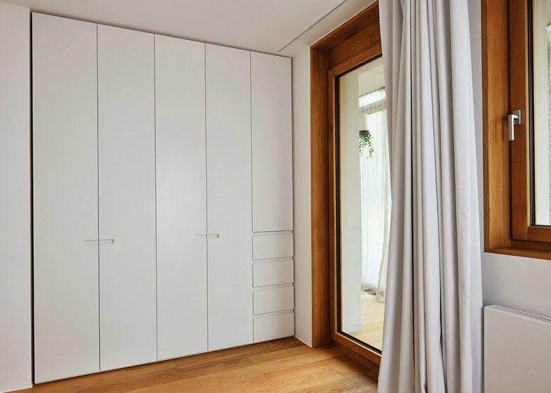 dise o interior con carpinteria de madera a medida storage