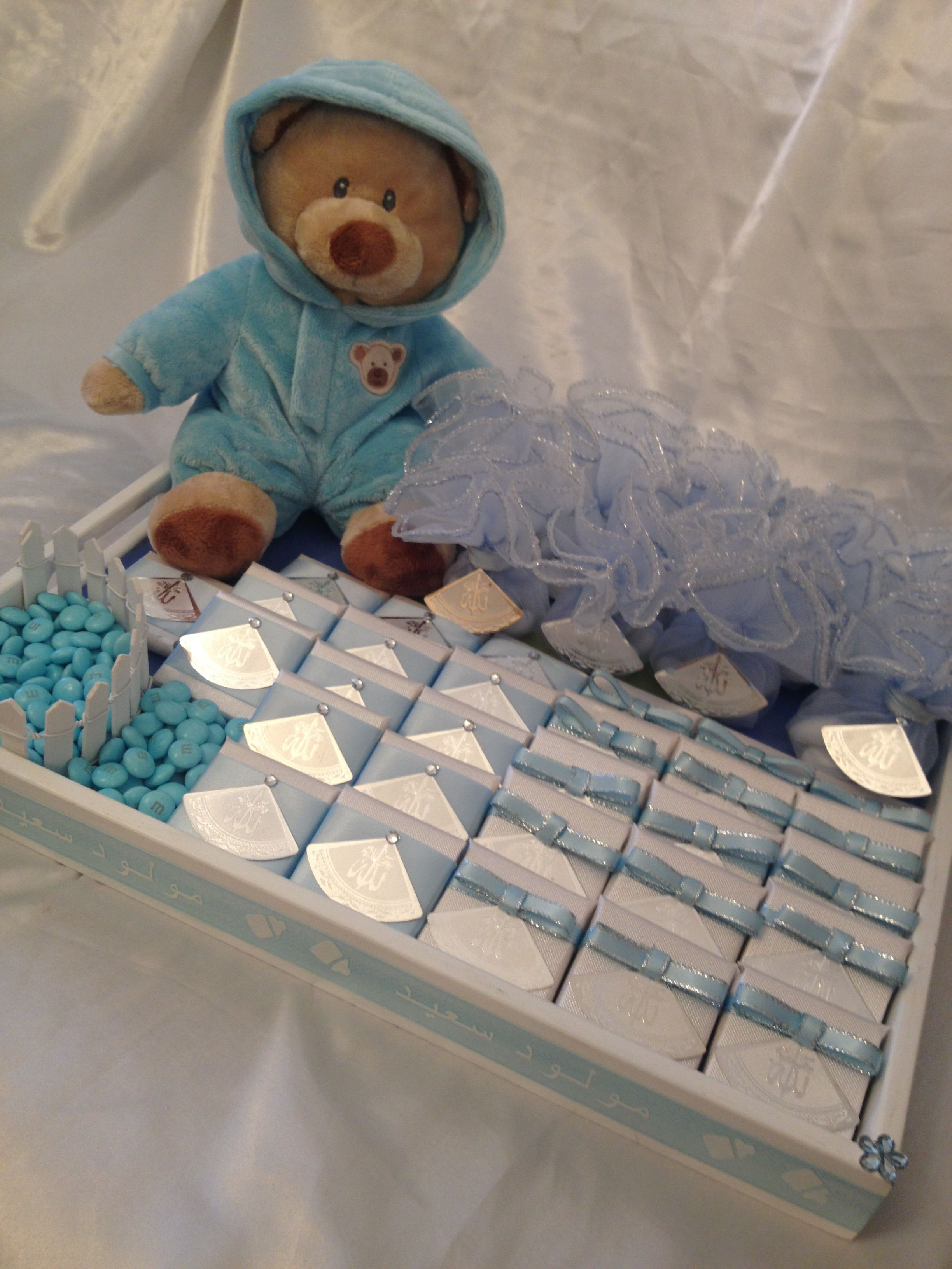 Baby Boy Chocolate Tray Baby Showers Baby Boy
