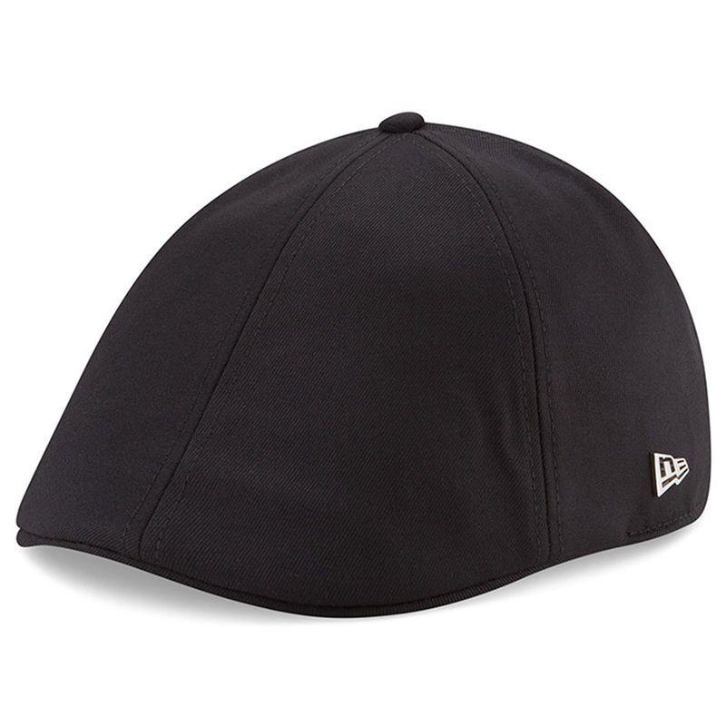 521daebf Jacksonville Jaguars New Era Suiting Duckbill Fitted Hat – Black ...