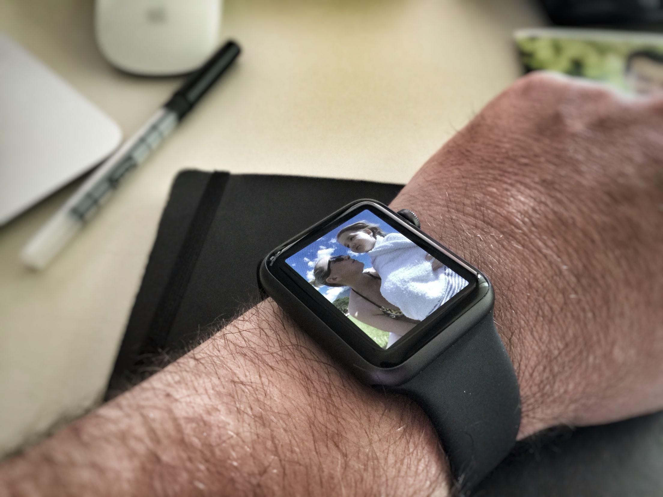 Love this #Applewatch #ios2 #Apple