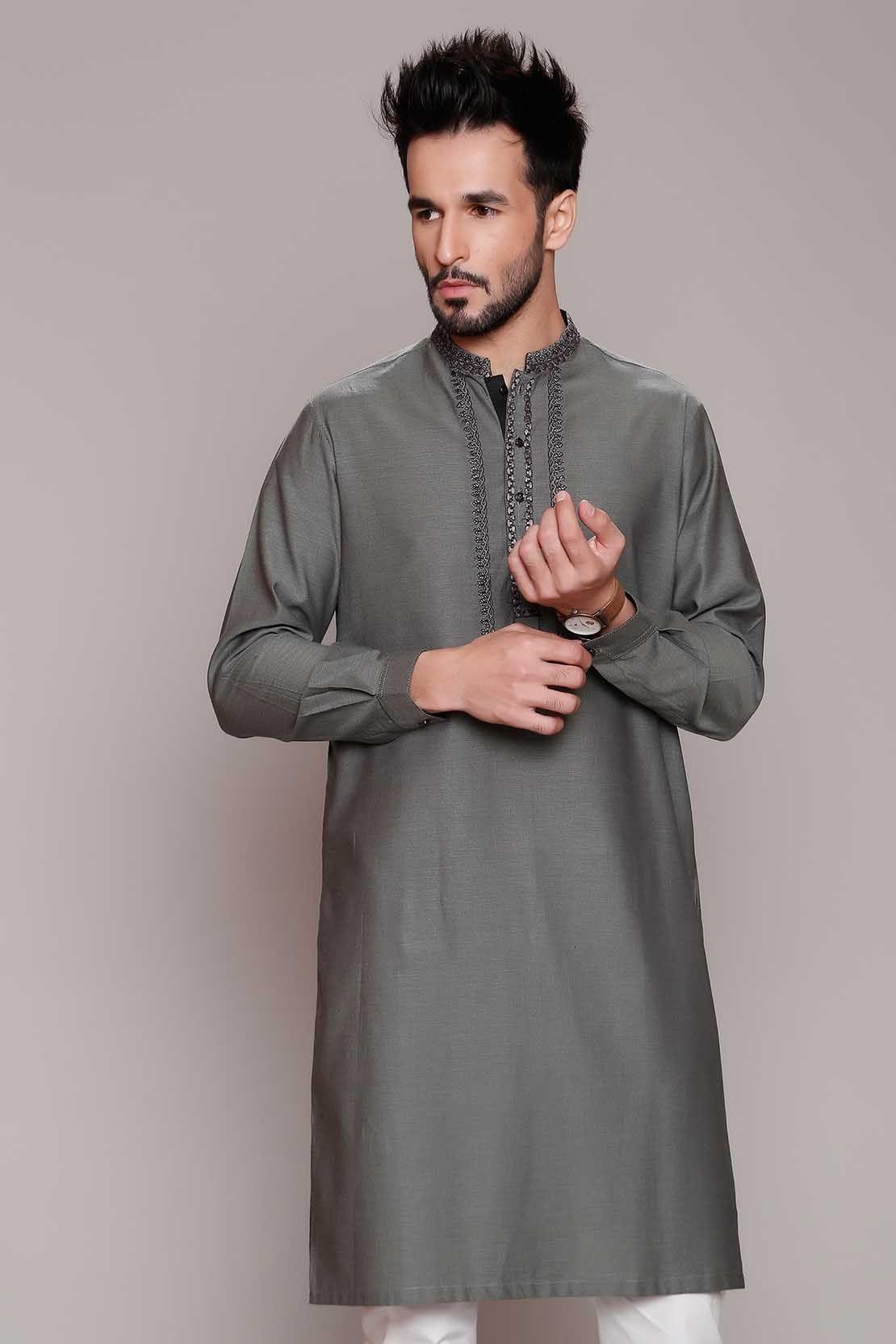 2b59a57a2 Latest Men Modern Kurta Styles Designs Collection 2018-19 by ...