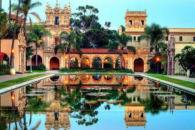 Balboa Park - San Diego, California | ✈️ Beautiful Places & Travel