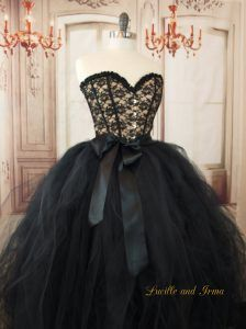 Gothic Black Wedding Dresses Gothic Steam Punk And