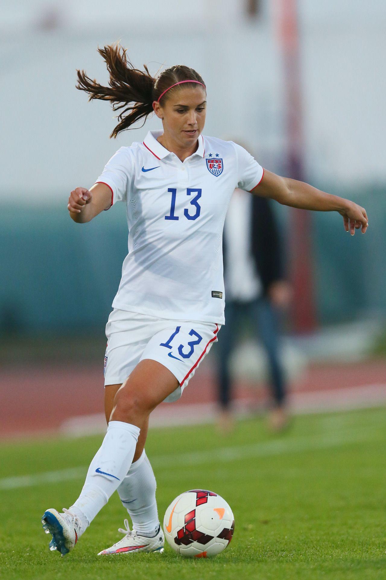 Alex Usa soccer women, Soccer motivation, Women's