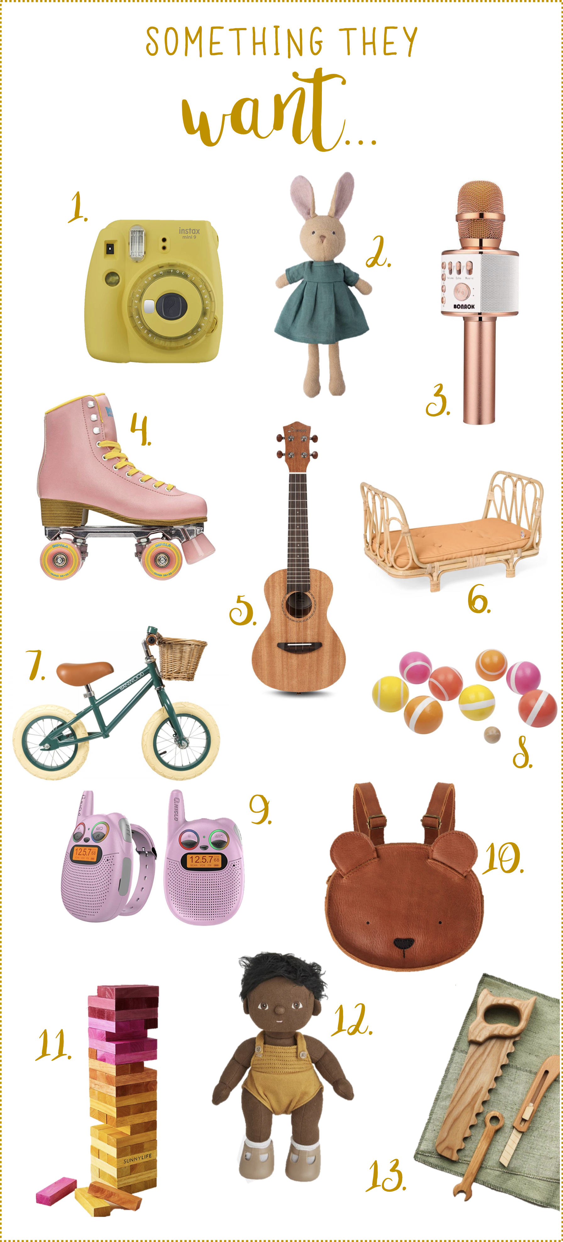Holiday Gift Guide for the Kiddos in 2020 Kids gift