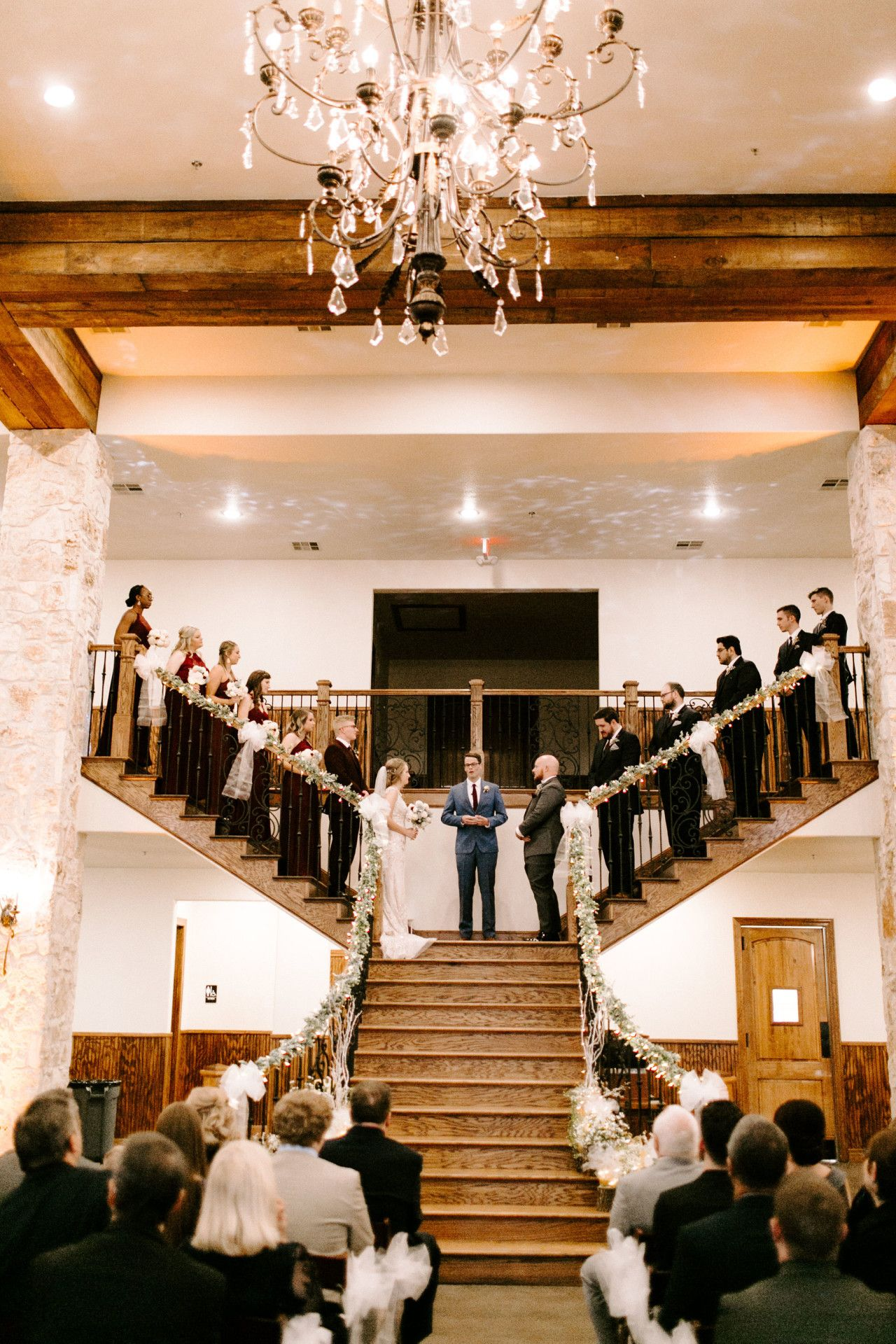 Tuscany Hill Wedding Ceremony Reception Hall In 2020 Wedding