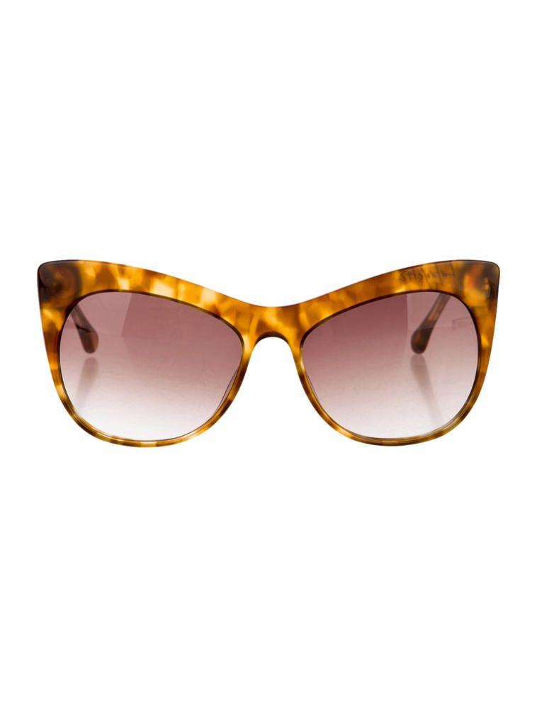 de6dc970c2 Cat eyes · Elizabeth and James Lafayette Sunglasses