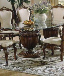 Fairmont Design Repertoire Rectangular Glass Top Dining ...