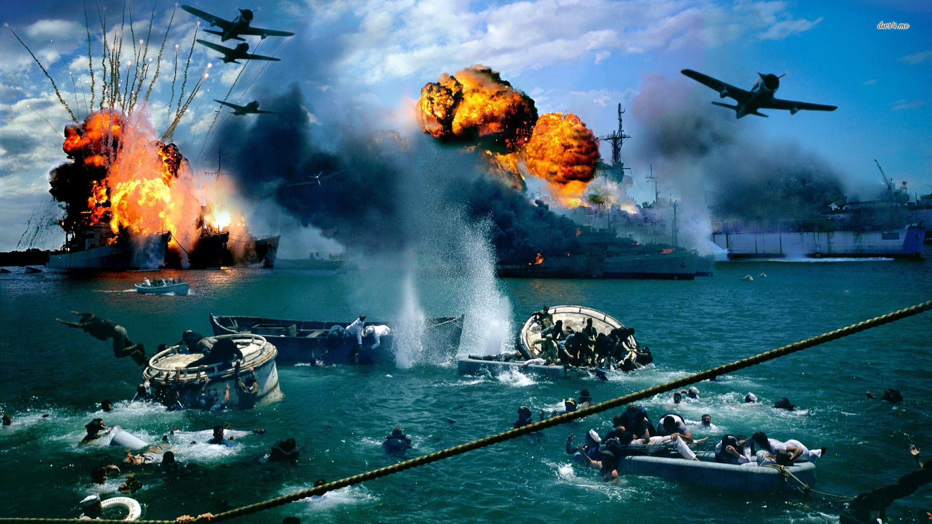 Remembering Pearl Harbor A Date That Will Live In Infamy