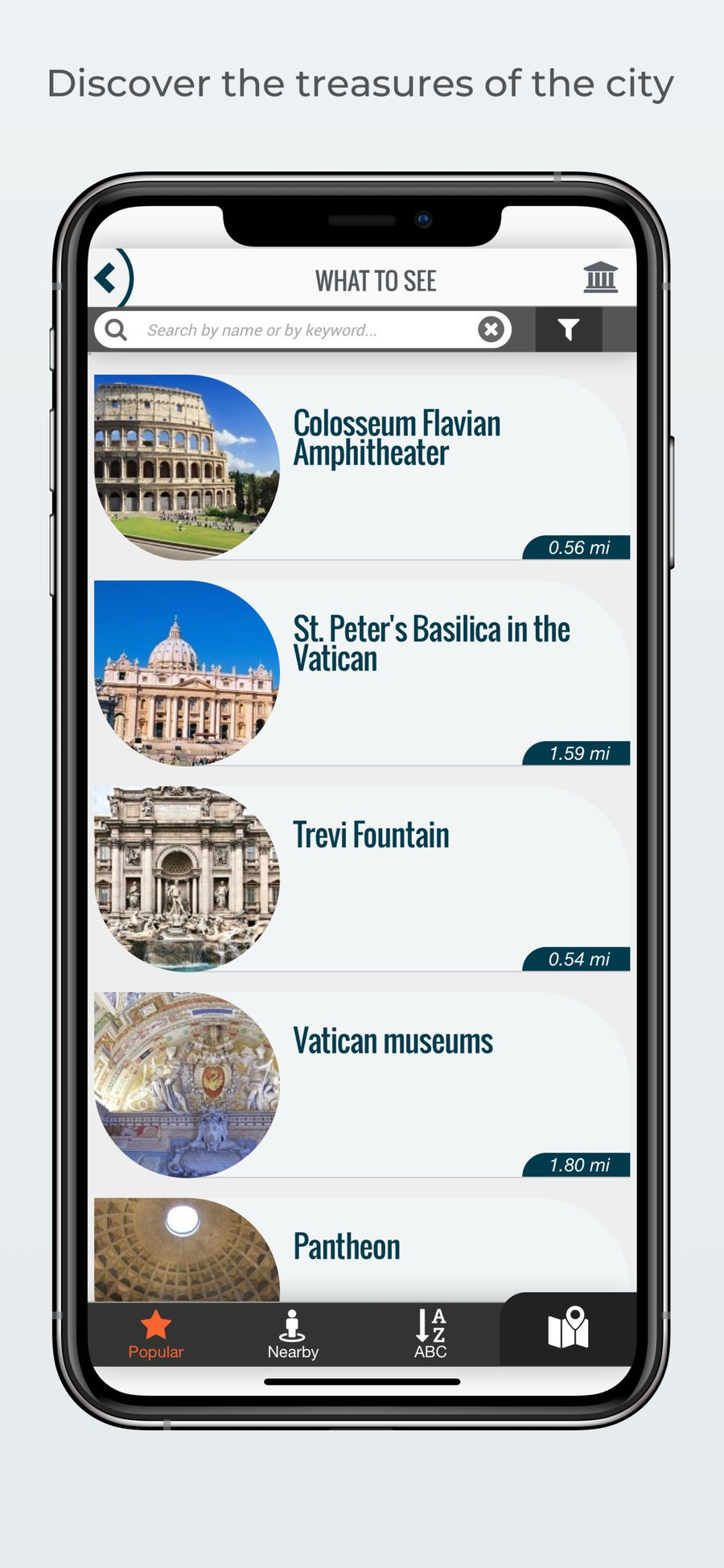Rome City Guide And Tours On The App Store Rome City Guide City Guide Trevi Fountain
