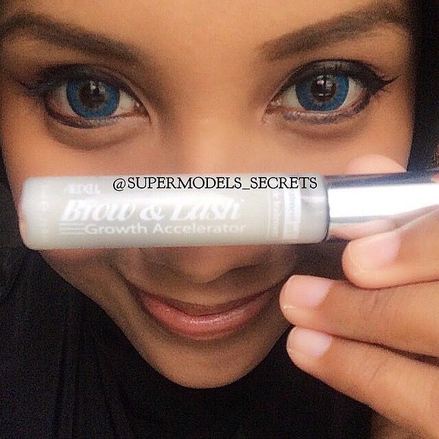 160d684f36a Pretty celebrity PUtri Norizah loving out ardell brow and lash accelerator!  Want stronger and thicker