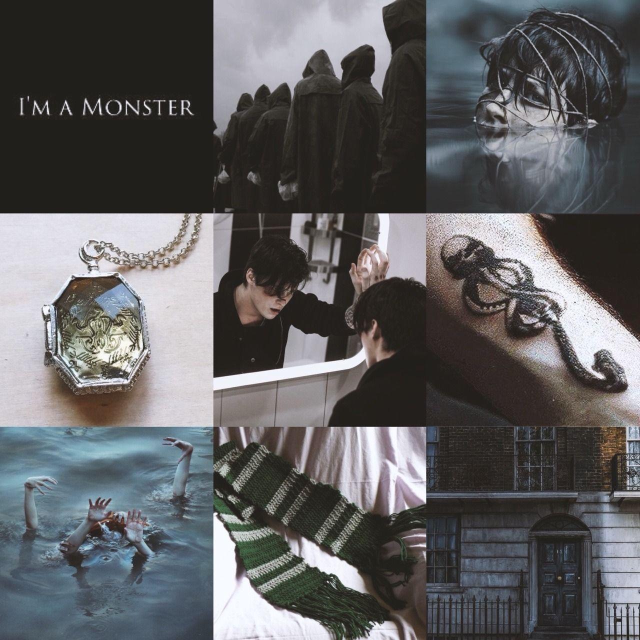Regulus Black Aesthetic Harry Potter Aesthetic Regulus Black Slytherin Harry Potter