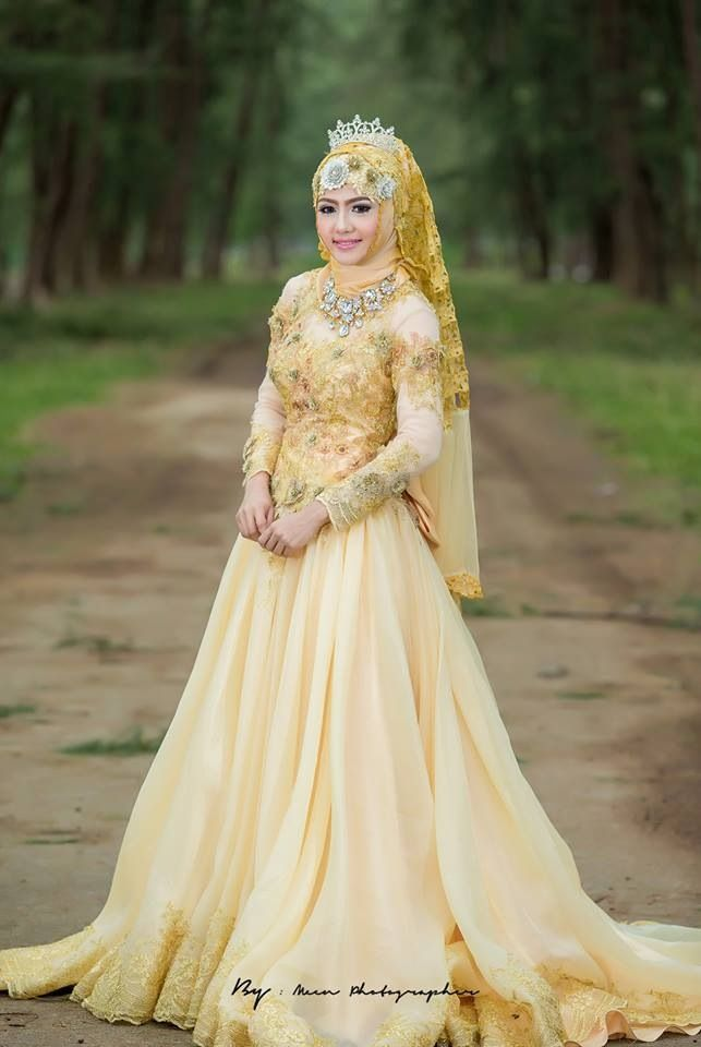 Pin On Muslim Wedding Dresses