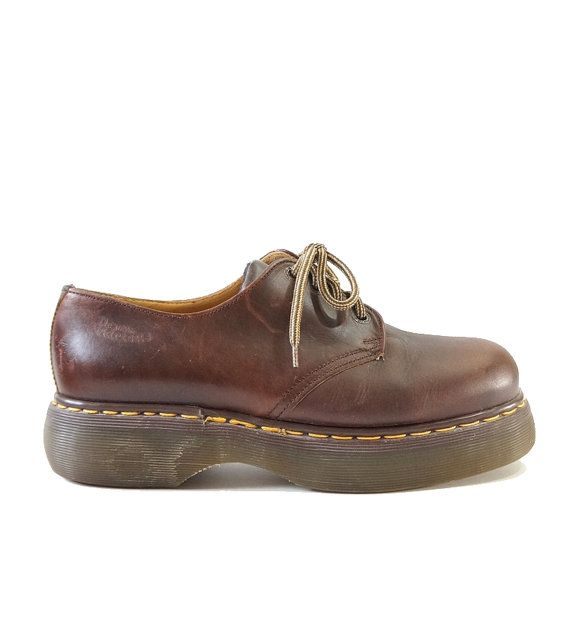 4072399f4c550 Men's Early 90s Chunky Doc Martens Oxfords 90s by ACTUALTEEN ...