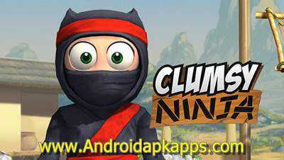 Download Clumsy Ninja MOD Apk v1 17 0 Full Obb Data