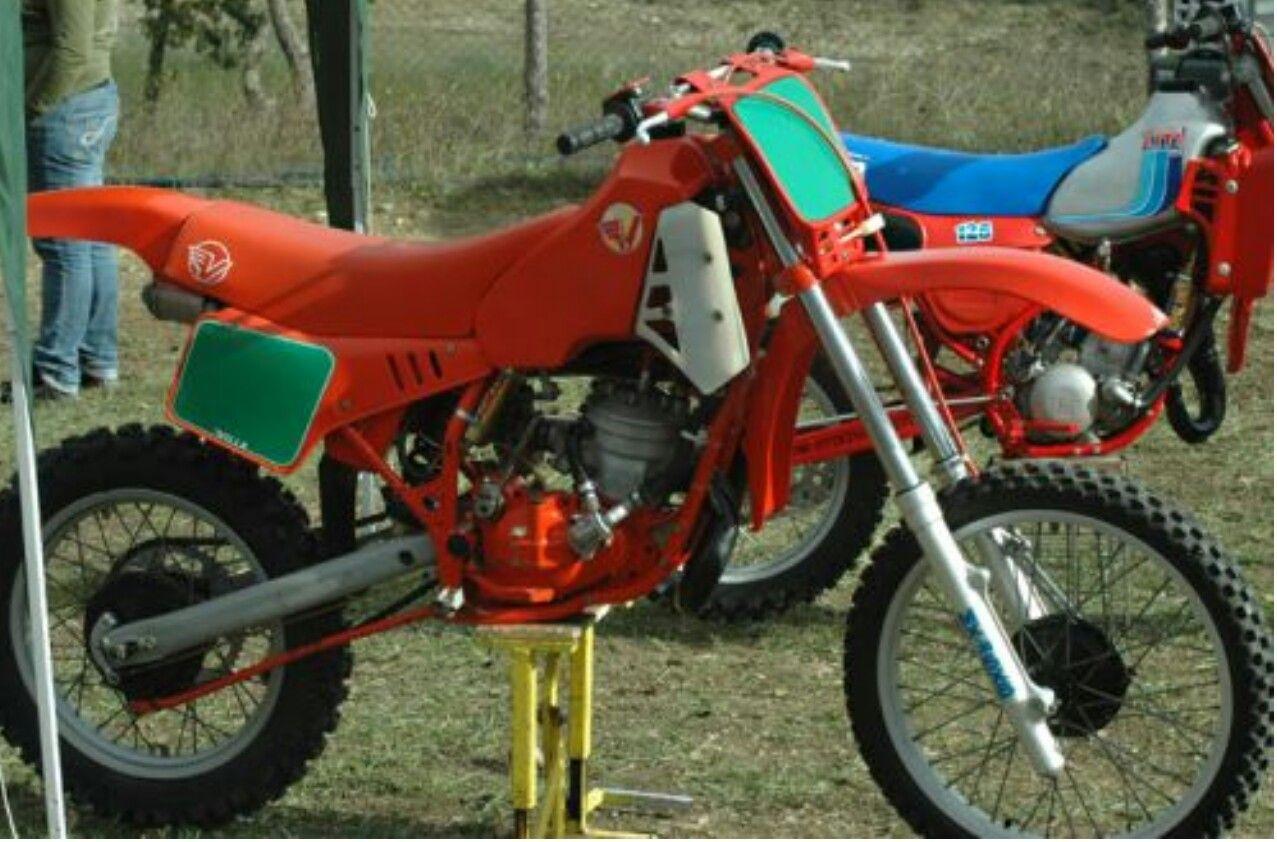 Moto Villa 250 MCA 1983 Moto da cross, Moto