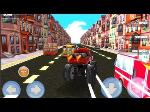 Kidsgame Cocukoyunlari Adli Kullanicinin Cocuk Oyunlari Panosundaki Pin Araba Yarisi Araba Oyuncak Araba