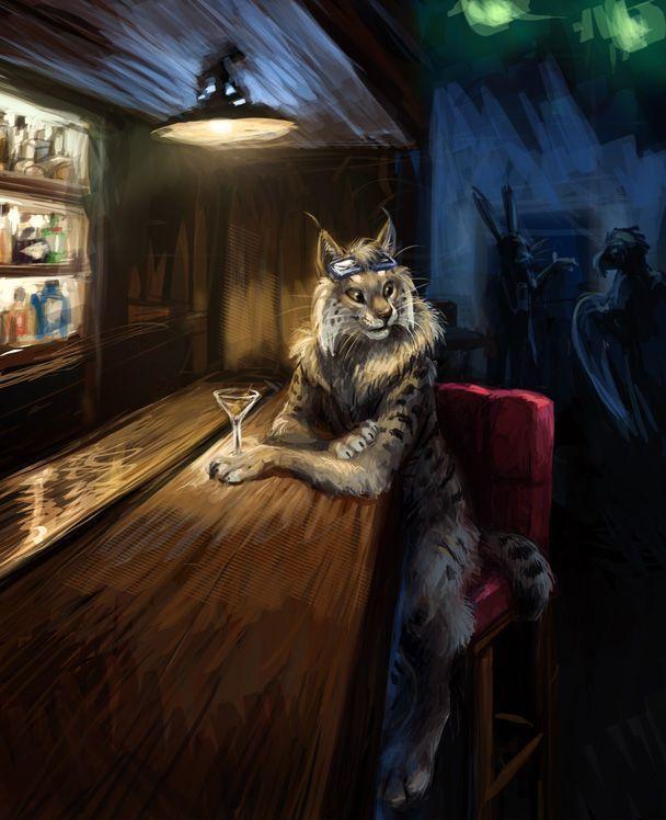 может коты как люди арты истории останутся