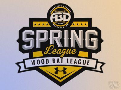 Abd Spring League Sports Logo Inspiration Sports Logo Design Branding Design Logo