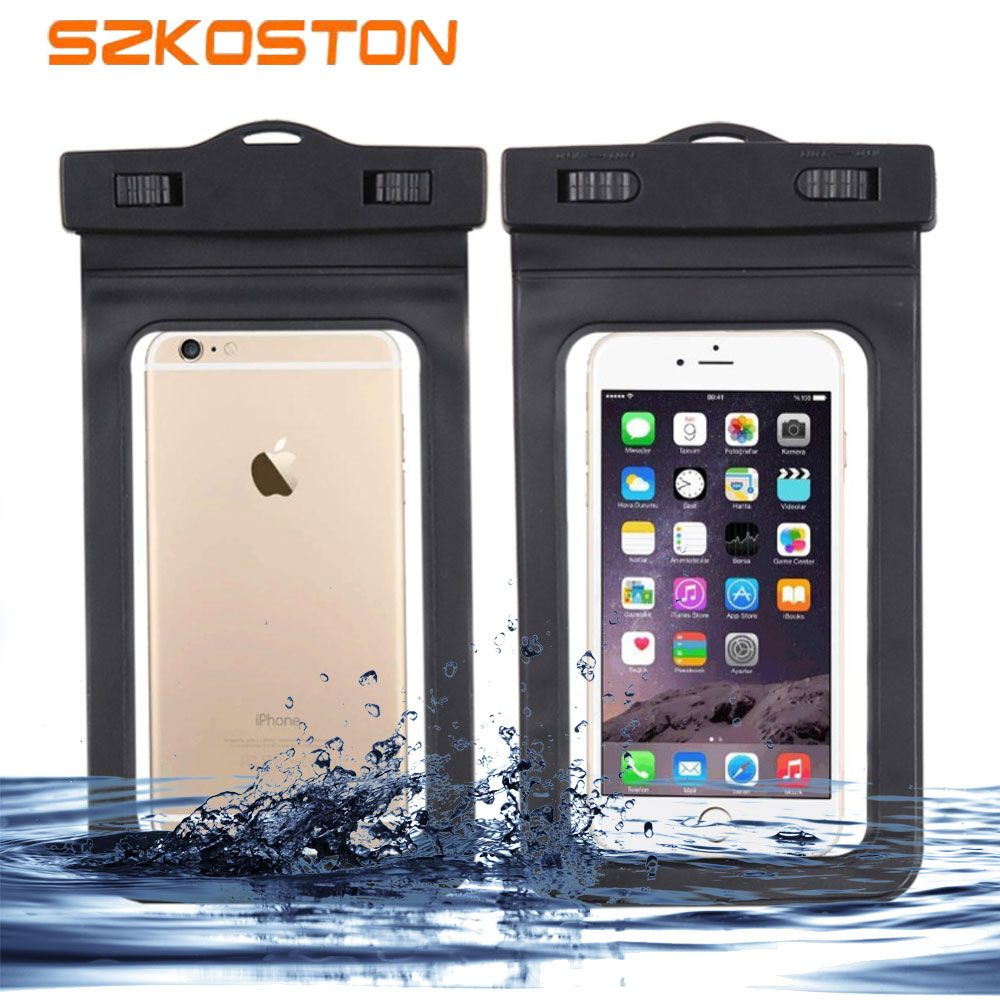finest selection 1da76 5ca77 Universal Waterproof Case for iPhone 5S 6 6S Plus Xiaomi Mi5 Pro ...