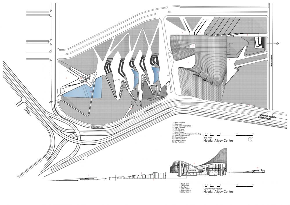 Gallery Of Heydar Aliyev Center / Zaha Hadid Architects   39