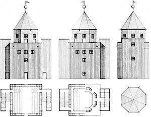 HOMO ARTIS: El teatro flotante del arquitecto Aldo Rossi