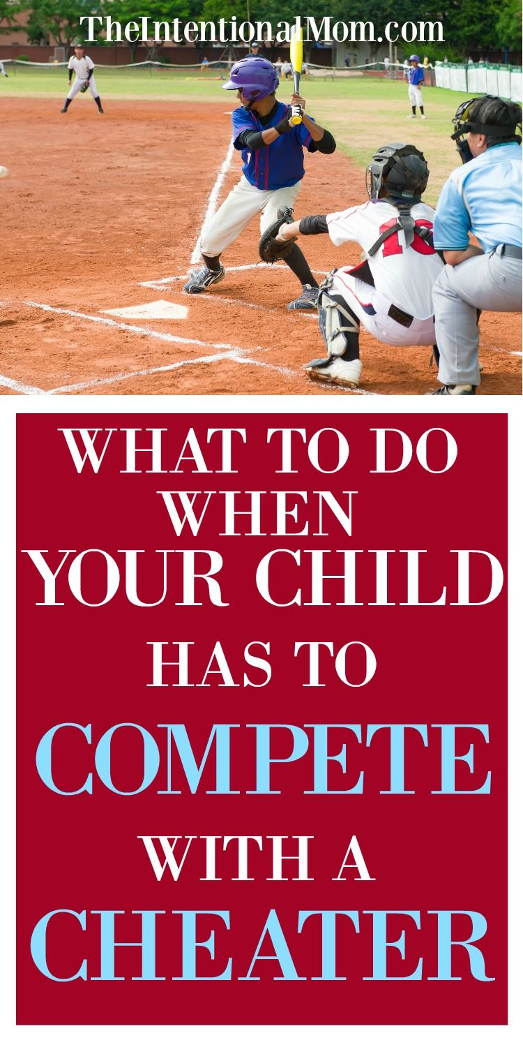 What To Do When Your Child Has To Compete With A Cheater Parenting Quotes For Kids Mothers Of Boys