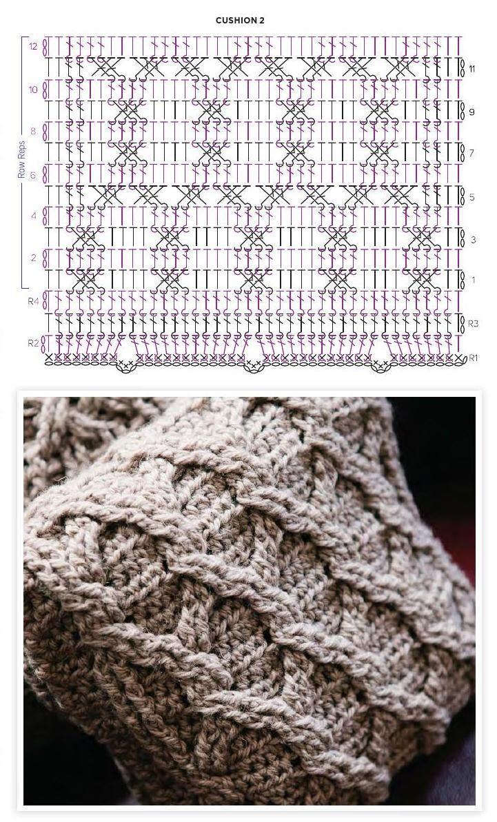 ClippedOnIssuu from Inside crochet 60 2014   Идеи для дома ...