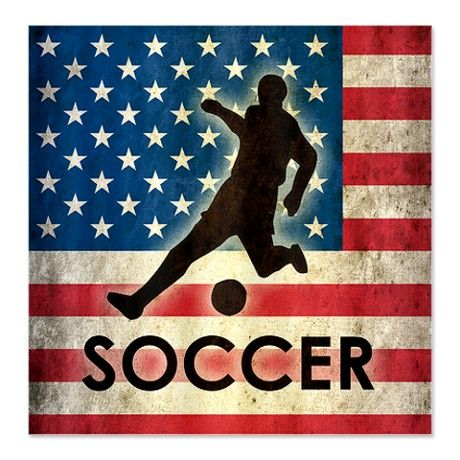 Grunge Usa Soccer Shower Curtain By Teyes Usa Soccer Team