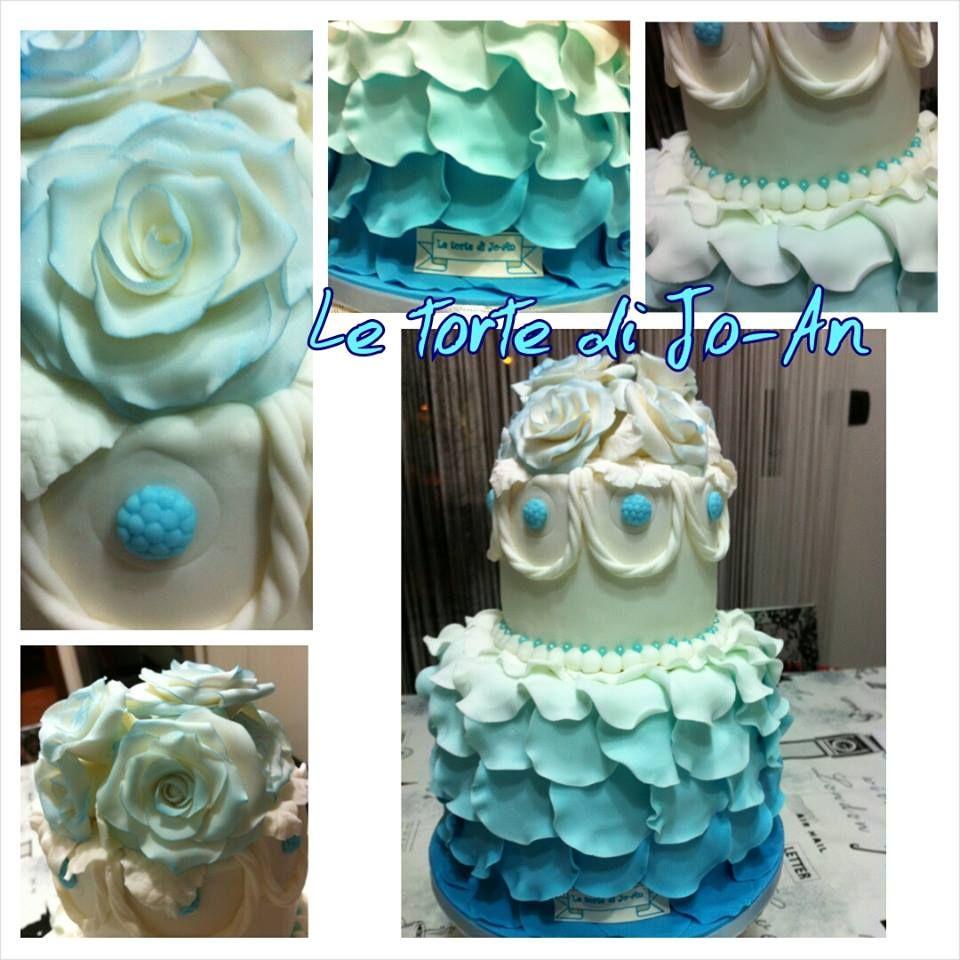 Rose azzurre