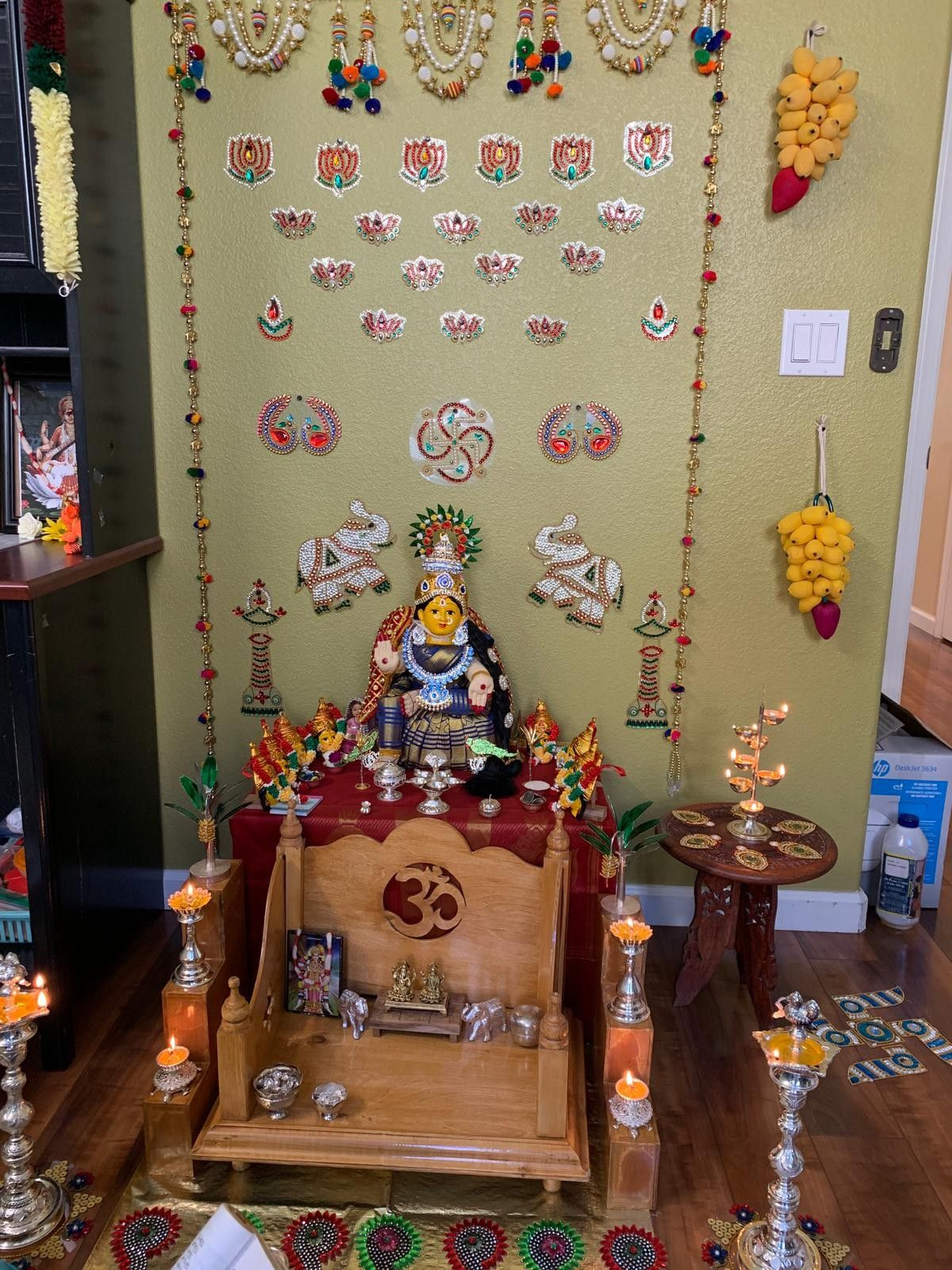 Pin by Rama Chittory on pooja Holiday decor, Gingerbread