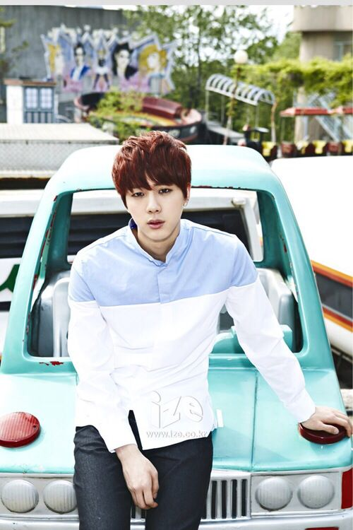 |BTS| Bangtan Boys - Jin