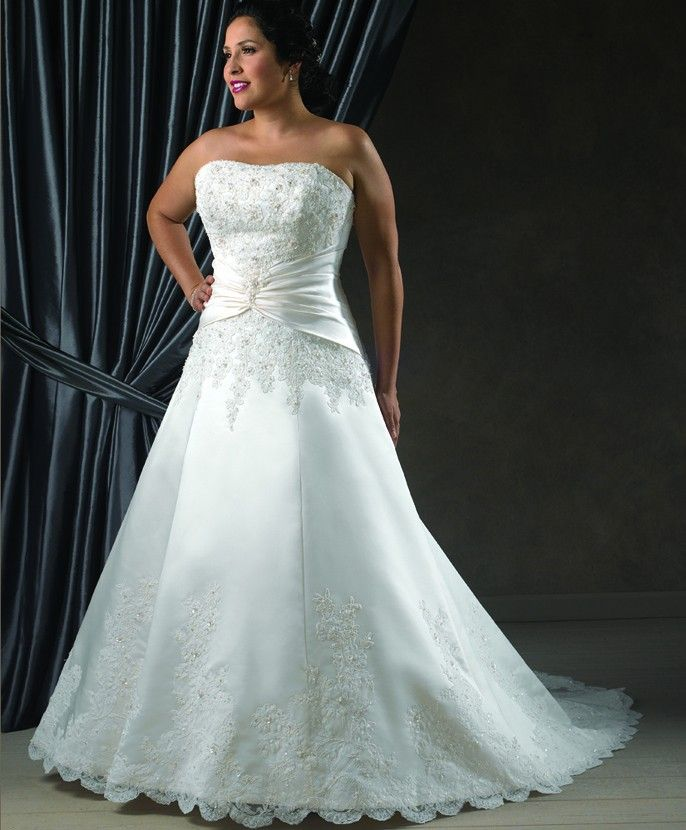 1000  images about Wedding Dresses on Pinterest - Mermaid ...