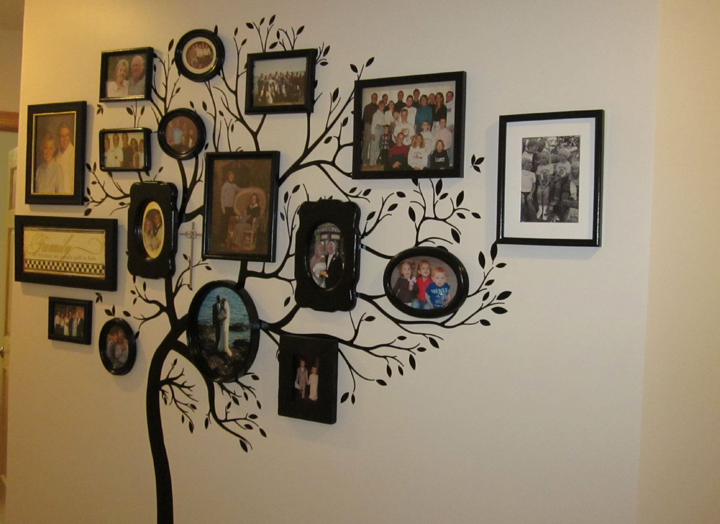 My Family Tree Wall